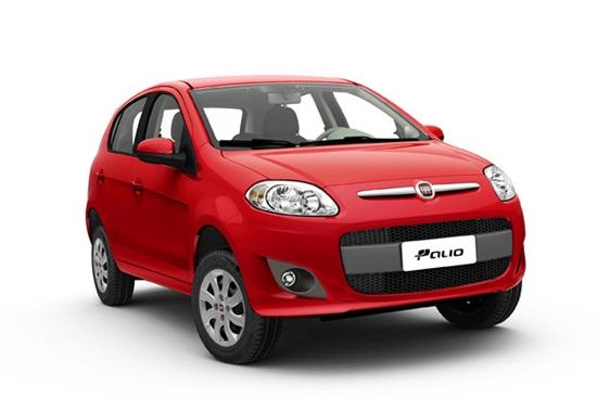 O Fiat Palio 1.0, o terceiro carro mais vendido do país, alcançou 1,312% no índice
