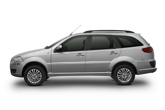O Fiat Palio Weekend acumulou 1,612% no índice de roubos e furtos