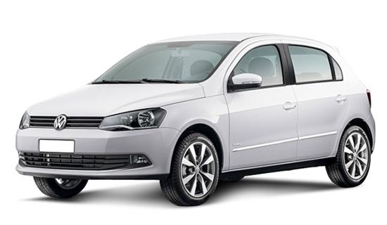 Gol, o veículo mais vendido do país, acumulou 1,481% no índice