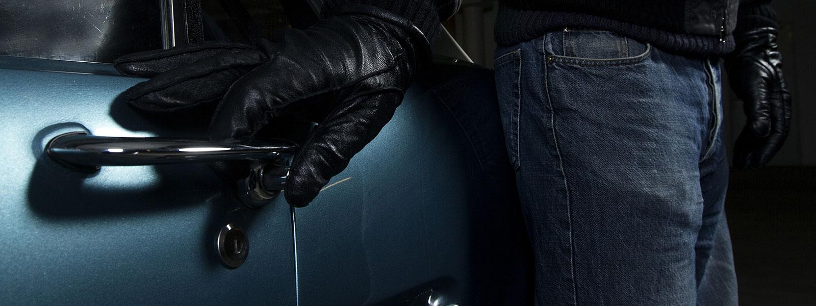 Os dez carros mais roubados do Brasil