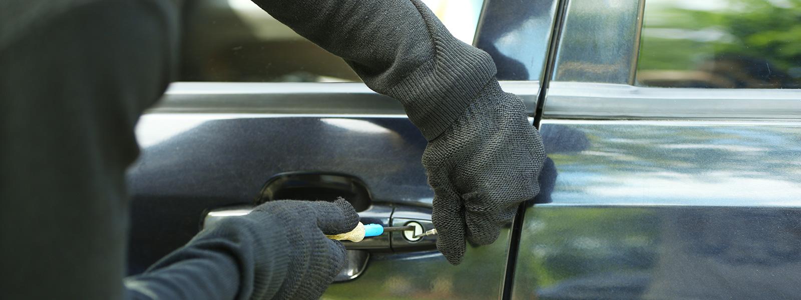 Evite o roubo do seu carro