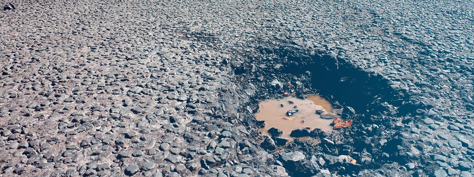 Em breve, carros poderão detectar buracos nas estradas