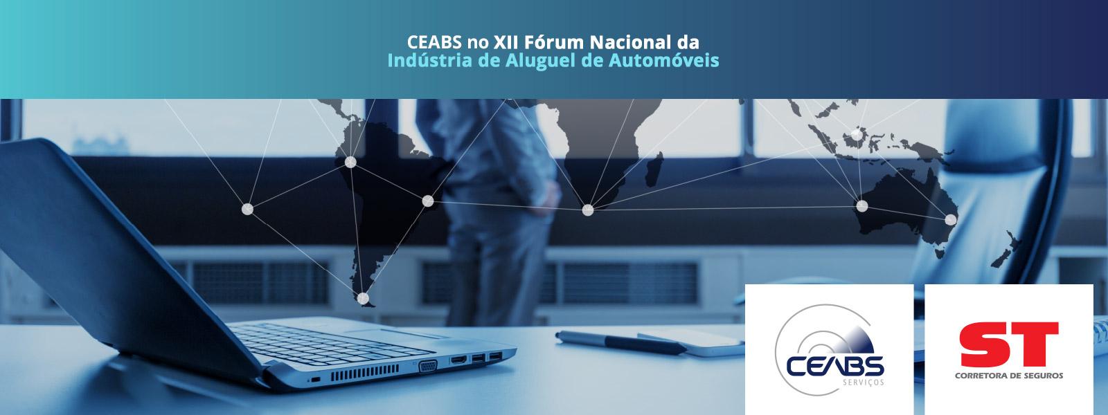 CEABS no XII Fórum Nacional da Indústria de Aluguel de Automóveis