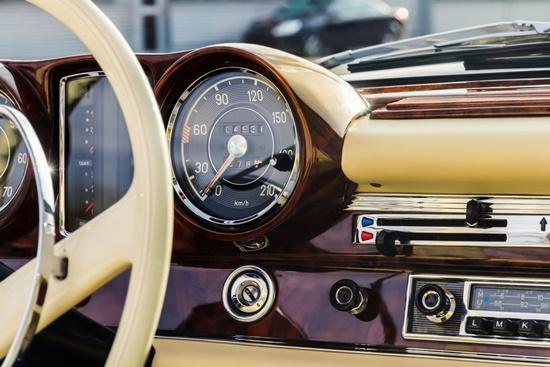 Itens automotivos que viraram história