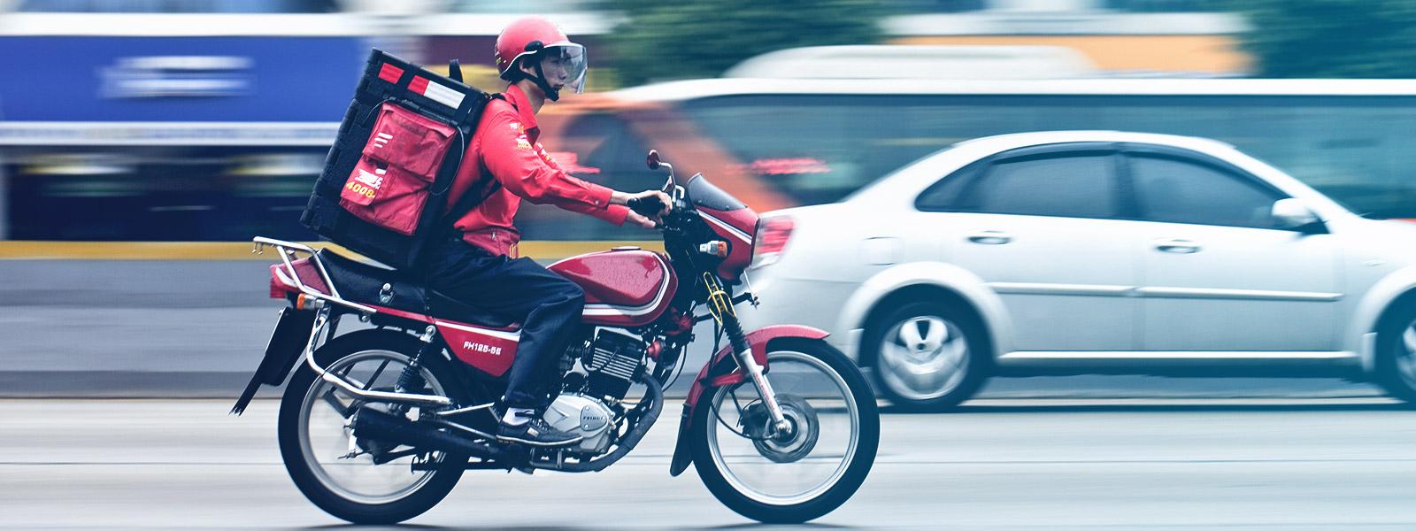 Recuperação de motos com a CEABS Serviços