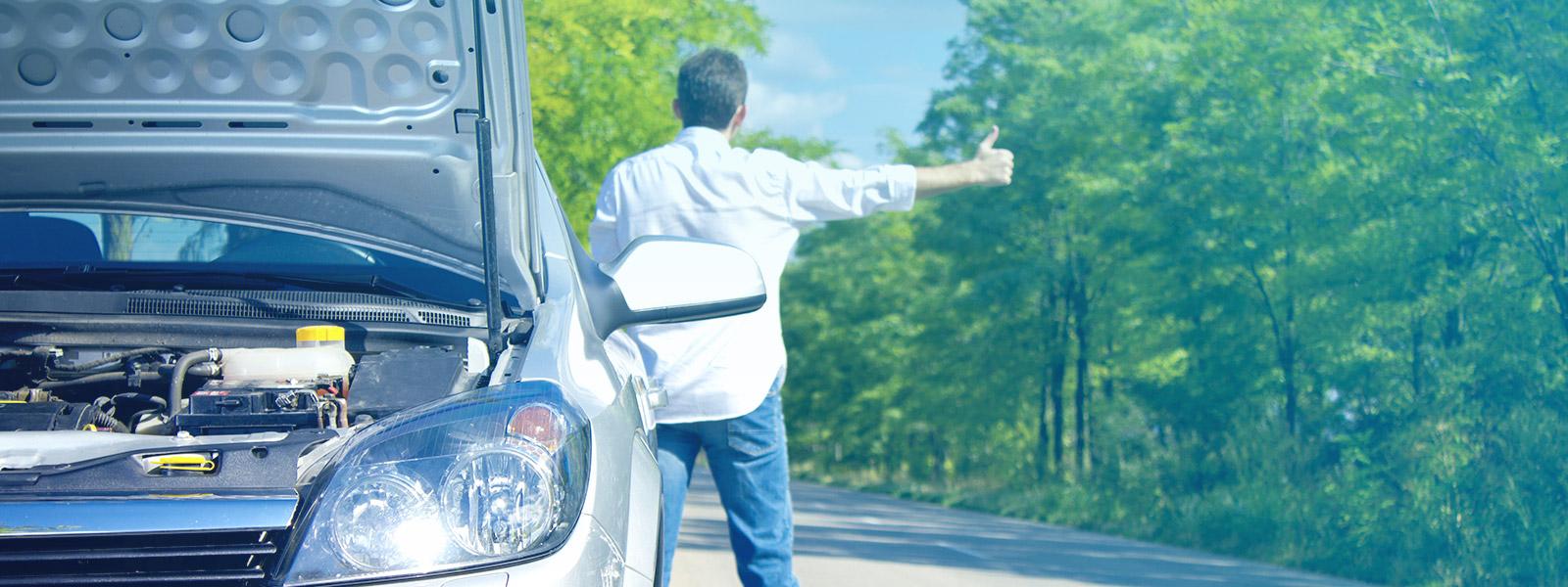 Rastreadores bloqueiam os veículos aleatoriamente?