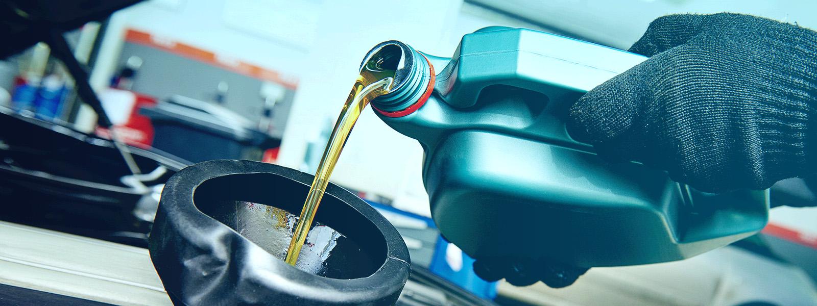 Quando é a hora certa de trocar o óleo?