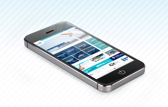 Serviços CEABS na tela do seu celular