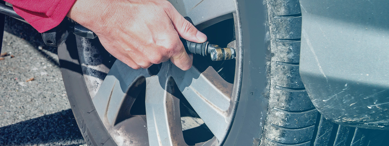 Como calibrar os pneus de maneira correta