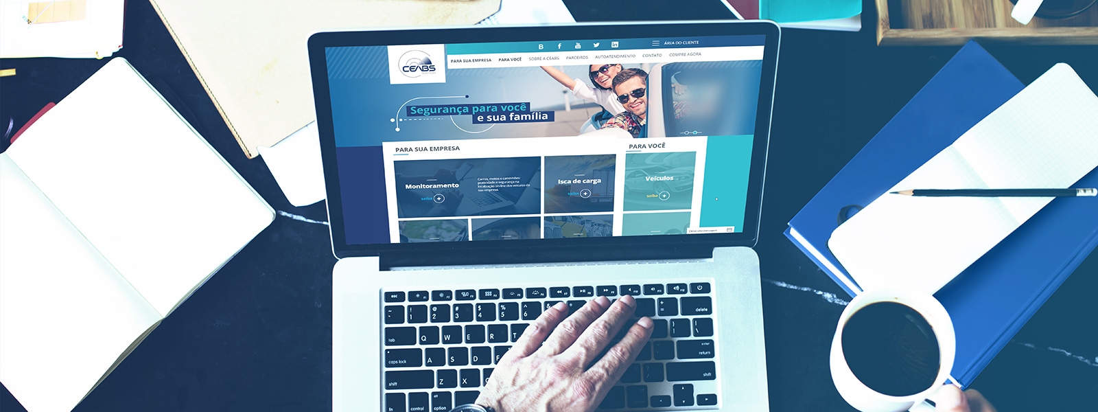 Conheça o novo portal da CEABS Serviços