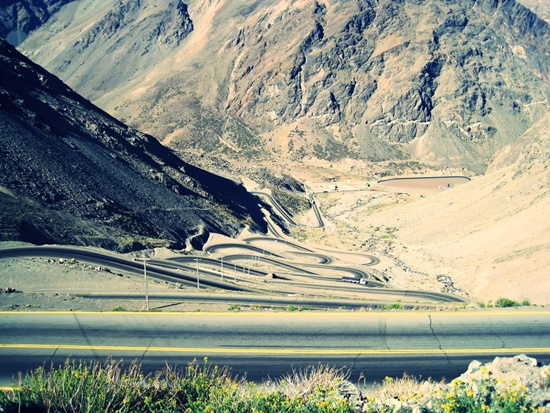 As estradas mais perigosas (e assustadoras) do mundo