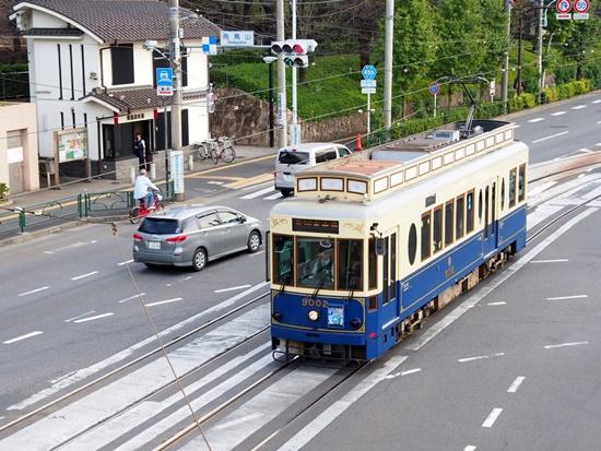 O trânsito no Japão