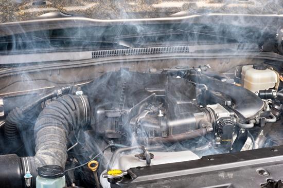 Quando e como colocar água no radiador?