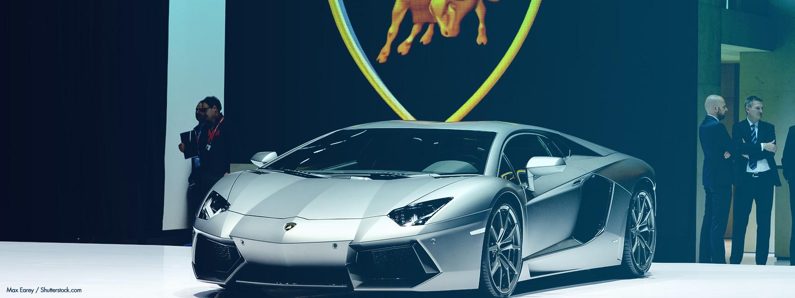 Lamborghini comemorativo esgota antes do lançamento