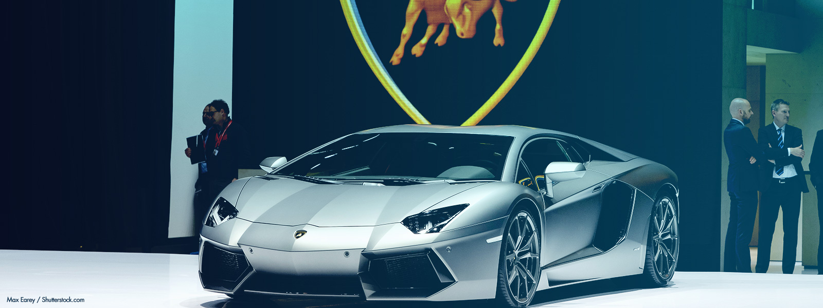 Lamborghini comemorativa esgota antes do lançamento
