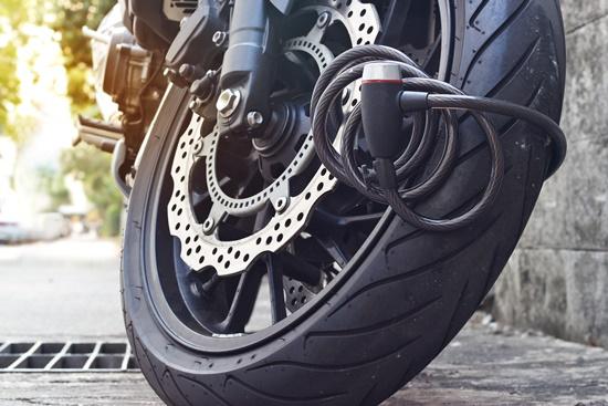 As correntes desenvolvidas especialmente para motos não danificam o veículo.