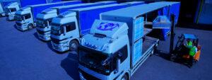 Saiba como proteger a carga do caminhão